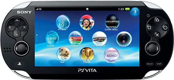 Sony PS Vita 3G/WiFi + 4GB - videoconsolas portátiles ...