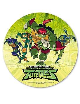 COOLMP - Lote de 3 Tortugas de Ninja con Forma de Tortugas ...