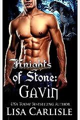 Knights of Stone: Gavin: A gargoyle shifter rockstar romance (Highland Gargoyles Book 7) Kindle Edition
