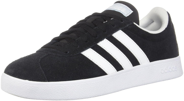 Core Black Footwear White Aero bluee Adidas Women's VL Court 2.0. Sneakers