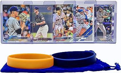Manny Machado San Diego Padres Assorted Baseball Cards 5 Card Lot