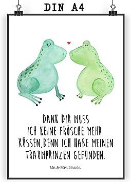 Küssen sprüche frosch Erotikwitze /