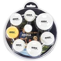 Joola TT-Ball Multi Size Ballset, Blanco-Naranja, 27-55 mm, 42145