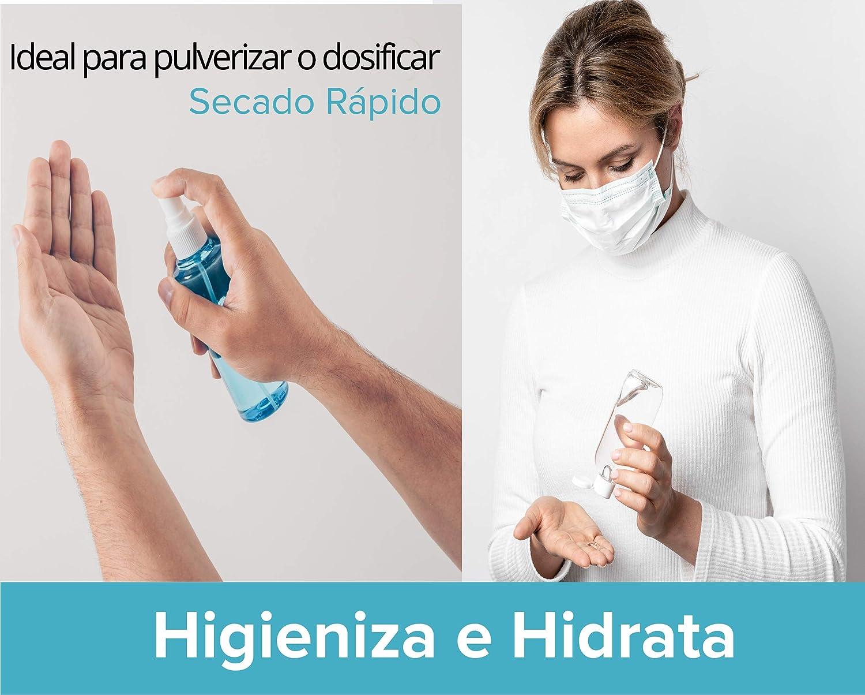 Hidrata y protege - Pack económico de 5 litros