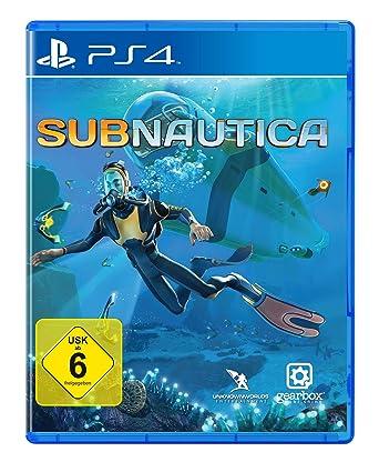 Subnautica Karte Deutsch.Subnautica Amazon De Games