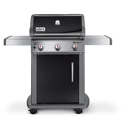 amazon com weber 47510001 spirit e310 natural gas grill black rh amazon com Weber Spirit E-310 Grill Weber Genesis E-310 Grill