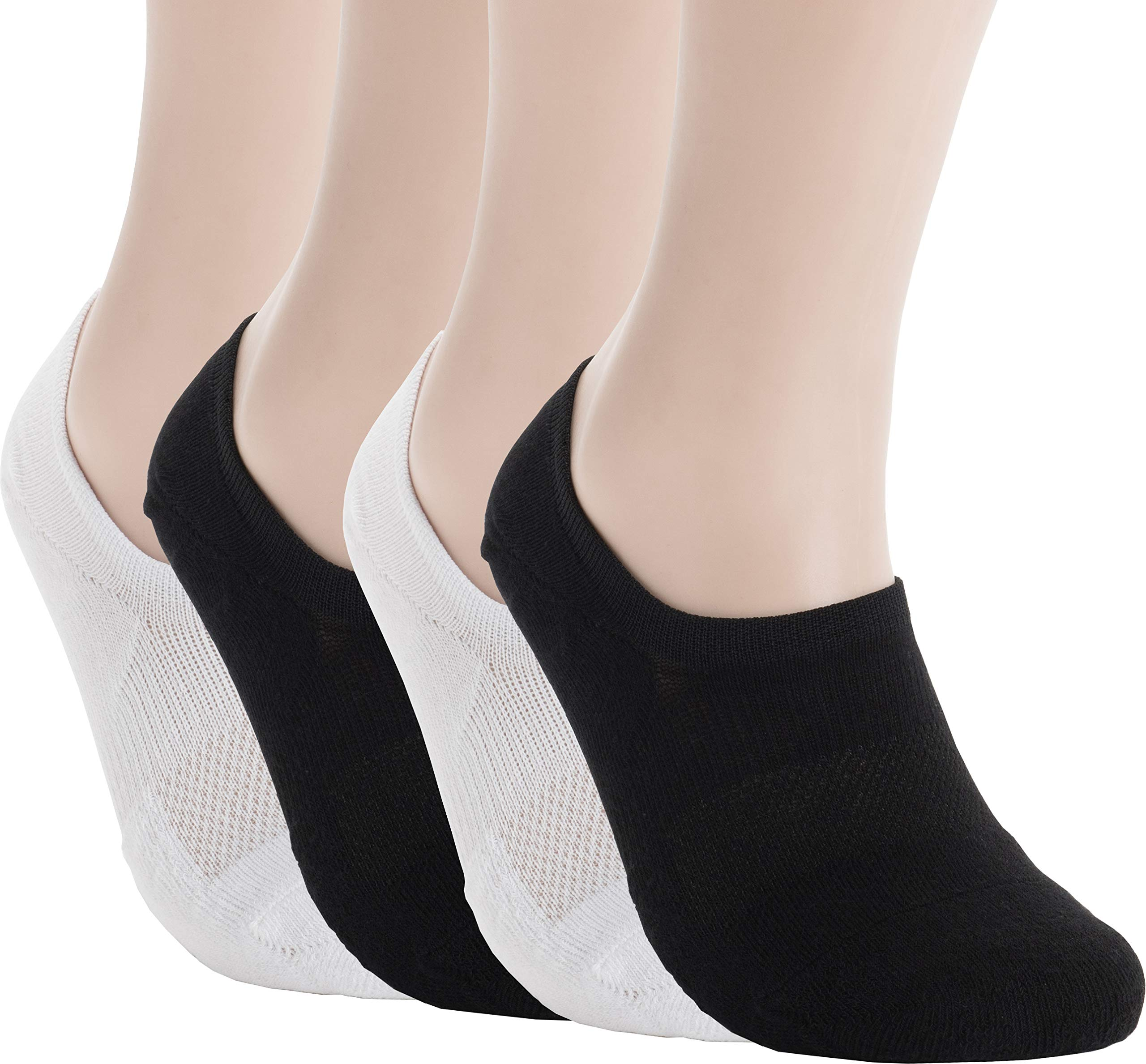 eb8dc5e676 Pro Mountain No Show Flat Cushion Athletic Cotton Footies Sneakers Sports  Socks product image