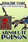 Absolute Poison (Rafferty & Llewellyn Book 5)
