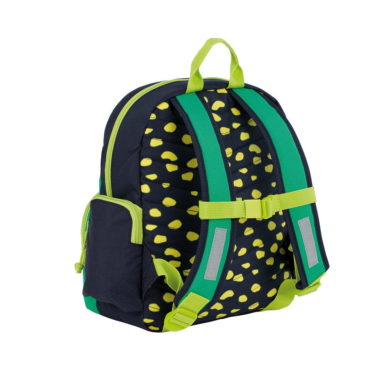 pour la maternelle ou en excursion Sac /à dos enfants L/ässig Mini Sac /à Dos Bouncing Bob Navy Turquoise