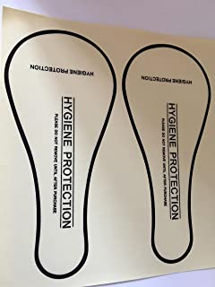 510 204 1020 2040 Adhesive protective hygiene stickers lingerie swimwear 102
