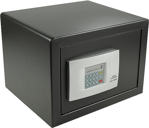 Burg-Wächter PointSafe P 2 E Caja Fuerte de Empotrar, Negro, 20,5 l: Amazon.es: Bricolaje y herramientas