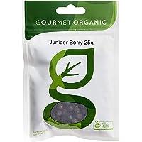 Gourmet Organic Herbs Juniper Berries, 25 g