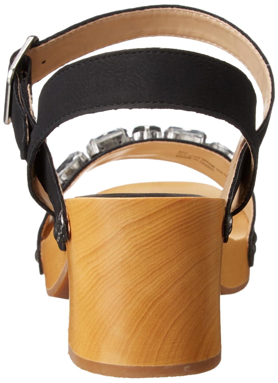 Mojo Moxy Women's 6.5 Strawberry Platform Dress Sandal B016NYPJ20 6.5 Women's B(M) US|Black 37ab5c