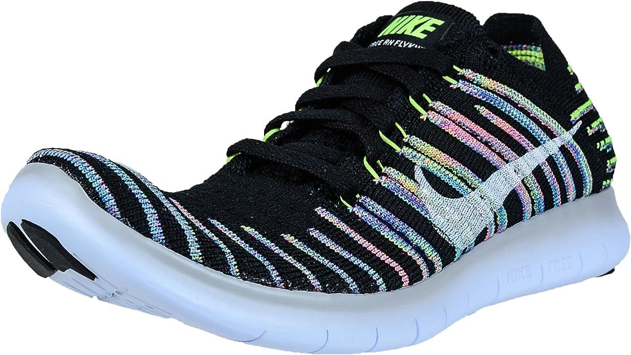 Nike 831070-003, Zapatillas de Trail Running para Mujer, Negro (Black/White/Volt/Blue Lagoon), 38 EU: Amazon.es: Zapatos y complementos