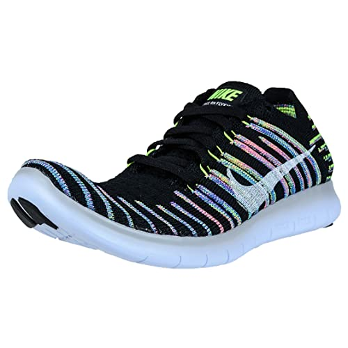 Nike 831070-003, Zapatillas de Trail Running para Mujer, Negro (Black/White/Volt/Blue Lagoon), 38 EU: Amazon.es: Zapatos y complementos