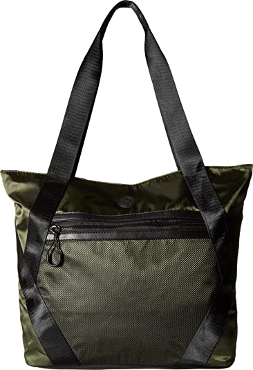 fba1d558ebef Amazon.com  XOXO Womens Nylon Tote Army One Size  Clothing