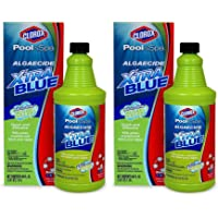 Clorox Pool and Spa XtraBlue Algaecide 40 oz (2-Pack) (2 Items)