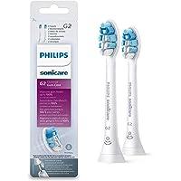 Philips Sonicare G2 Optimal Gum Care - 2 Stuks - Geschikt voor gevoelig tandvlees - Selecteer automatisch de optimale…