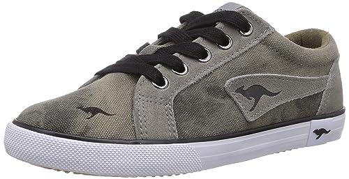 Sneakers grigie per bambino Kangaroos rCqUDNMbS