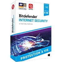 Bitdefender Internet Security - Edition Limitée - 1 PC