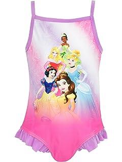 239b4e2cf8 Amazon.com: Disney Princess Girls Swimwear Swimsuit (Toddler/Little ...