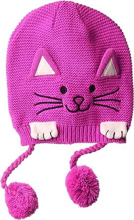 Kidorable Sombrero de Gato de la Suerte para niñas pequeñas.