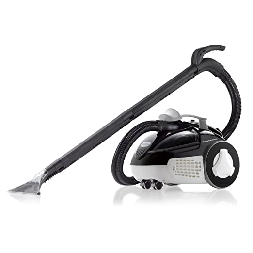 Amazon.com   Reliable EnviroMate TANDEM EV1 Steam And Vacuum Cleaning  System With Continuous Steam System (CSS), Hepa Filter, Made In Italy    Carpet Steam ...