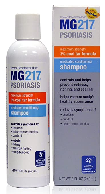 Best shampoo for psoriasis and dandruff