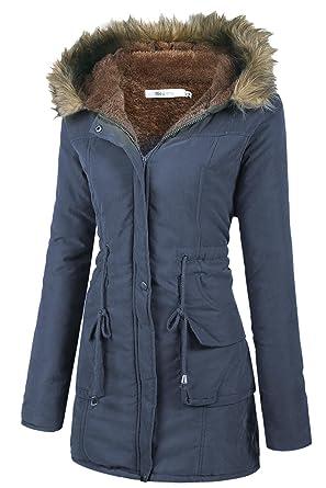 Image manteau hiver femme