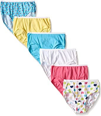 Hanes Girls Tagless Brief Panties Photos