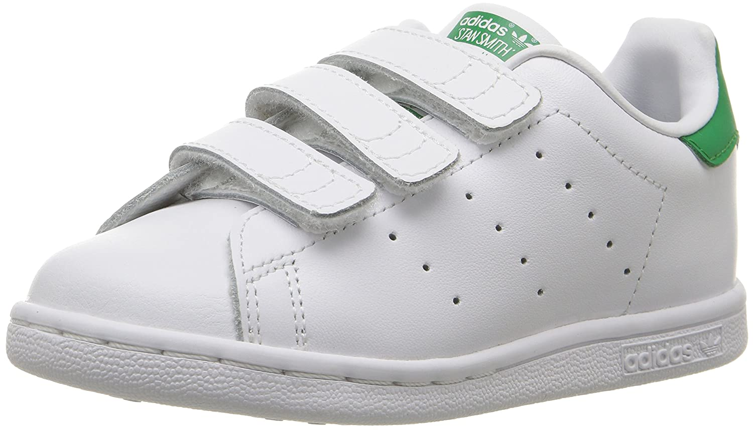 adidas Originals Stan Smith Cf I Sneaker (Toddler) STAN SMITH CF I - K