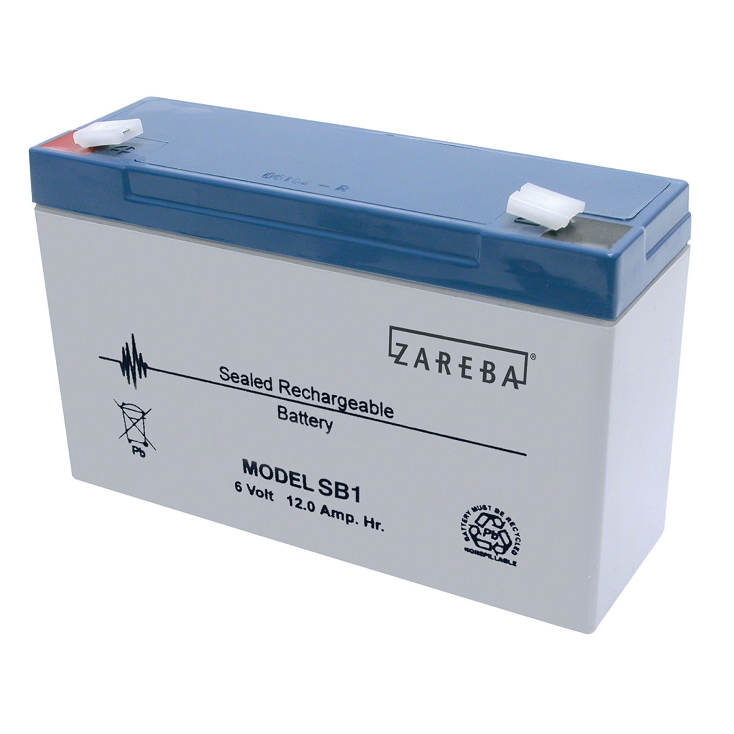 Zareba Systems SB1R Solar Battery