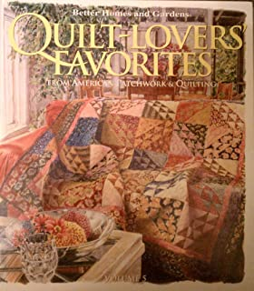 Grandmas best full size quilt blocks better homes and gardens better homes and gardens quilt lovers favorites vol fandeluxe Choice Image