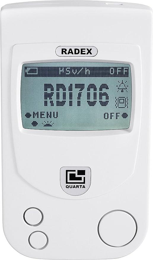 RADEX RD1706 Detector de radiación (Eng)