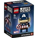 LEGO 41589 - Brickheadz, Captain America