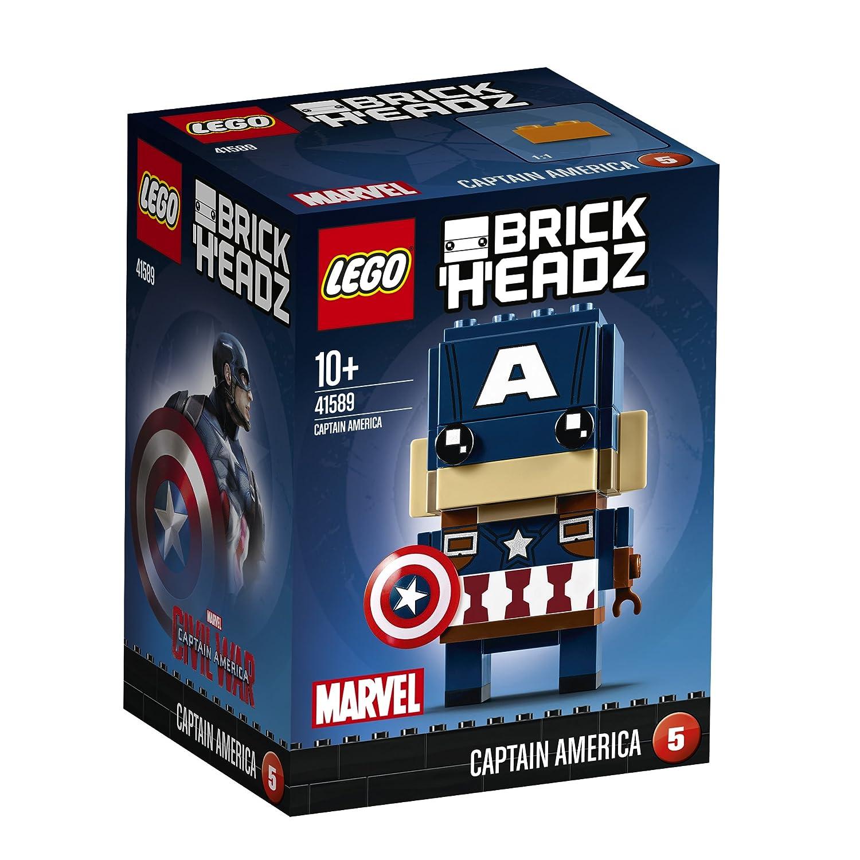 BH IP Capitán America LEGO