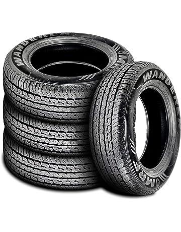 Set of 4 (FOUR) MRF Wanderer A/T All-Terrain Tires -