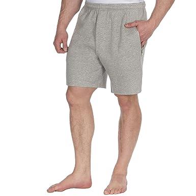 Short à Rayures Rouges pour Hommes avec Poches zippées - Regular et Plus  Size  Amazon.fr  Vêtements et accessoires 5bfd32def4e