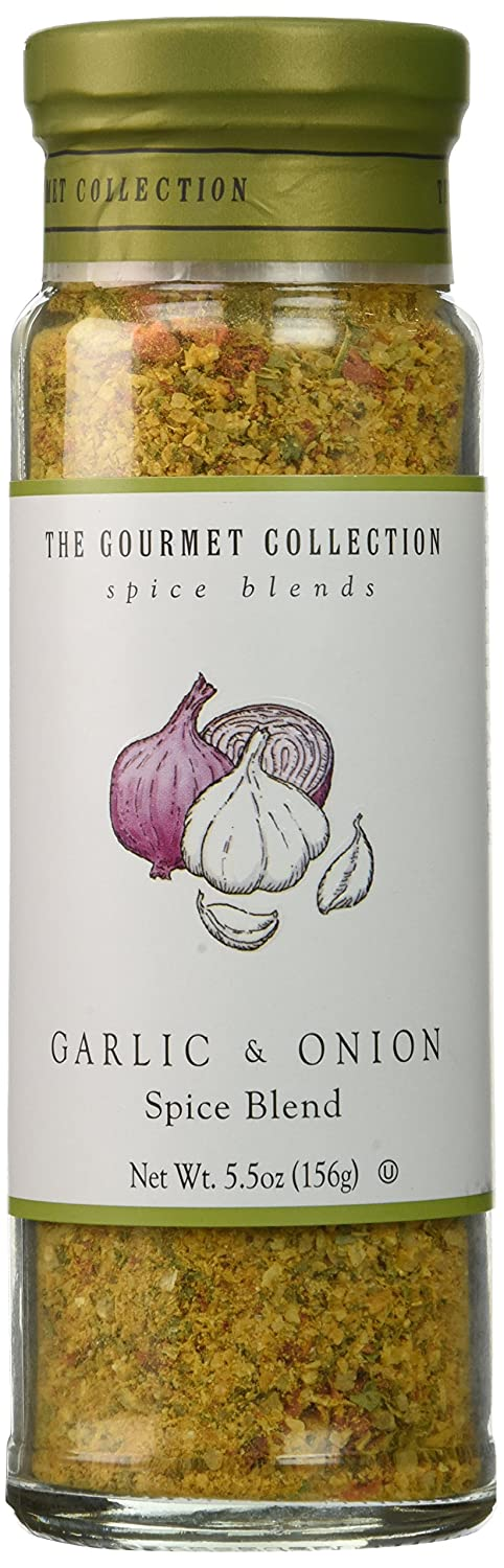The Gourmet Collection, Garlic & Onion Spice Blend
