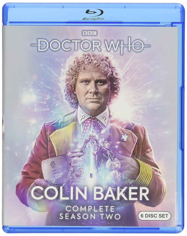Doctor Who: Colin Baker - Season 2 6 Blu-Ray Edizione: Stati Uniti Italia Blu-ray: Amazon.es: Colin Baker, Nicola Bryant, Bonnie Langford, Michael Jayston, Lynda Bellingham, Anthony Ainley, Tony Selby, Brian Blessed, Honor