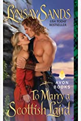 To Marry a Scottish Laird Kindle Edition
