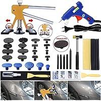 Randalfy Kit de Extractor de abolladuras automático Herramientas de reparación de Levantador de abolladuras sin Pintura…