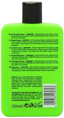 Schwarzkopf 3d Mension Champu para Cabello Grises - 250 ml: Amazon.es: Belleza