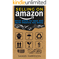 Selling on Amazon: What Steps To Take And What Profits You Make (Make Money With Amazon, Online Marketing, Internet Marketing, Selling On Amazon, Blogging, Make Money Blogging, Dropshipping)