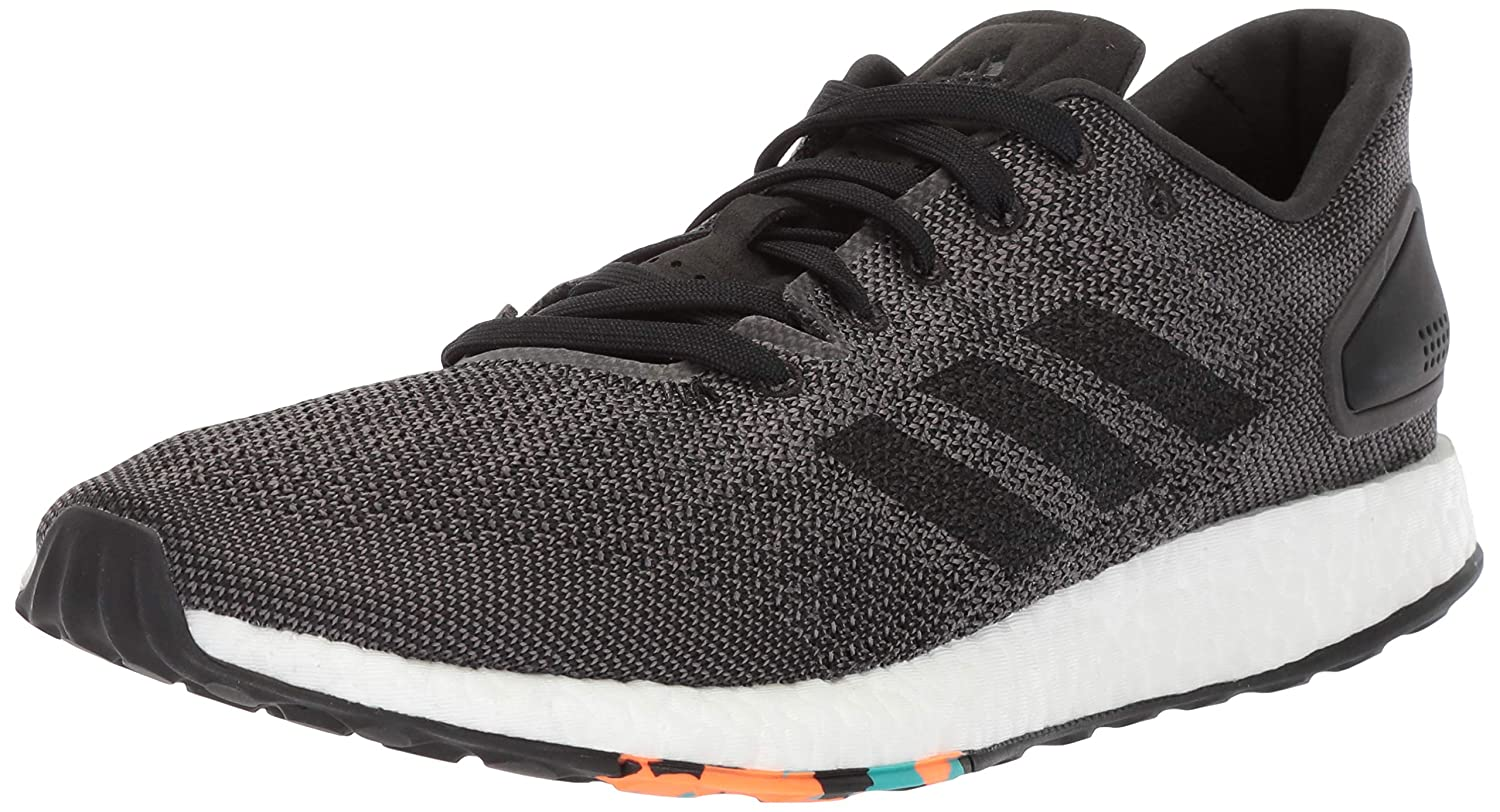 on sale ff3cb e4aff Amazon.com  adidas Mens Pureboost DPR Running Shoe  Road Run