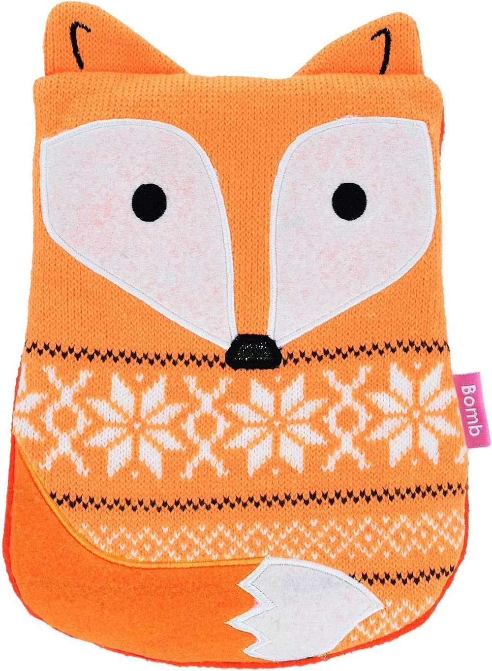 Bomb Cosmetics Freddie The Fox Herbal Knitted Special Online limited product Campaign Body Microwaveable
