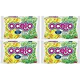 O-Cel-O Heavy Duty Scrub Sponges (Color May Vary) 2 ea (Pack of 4)