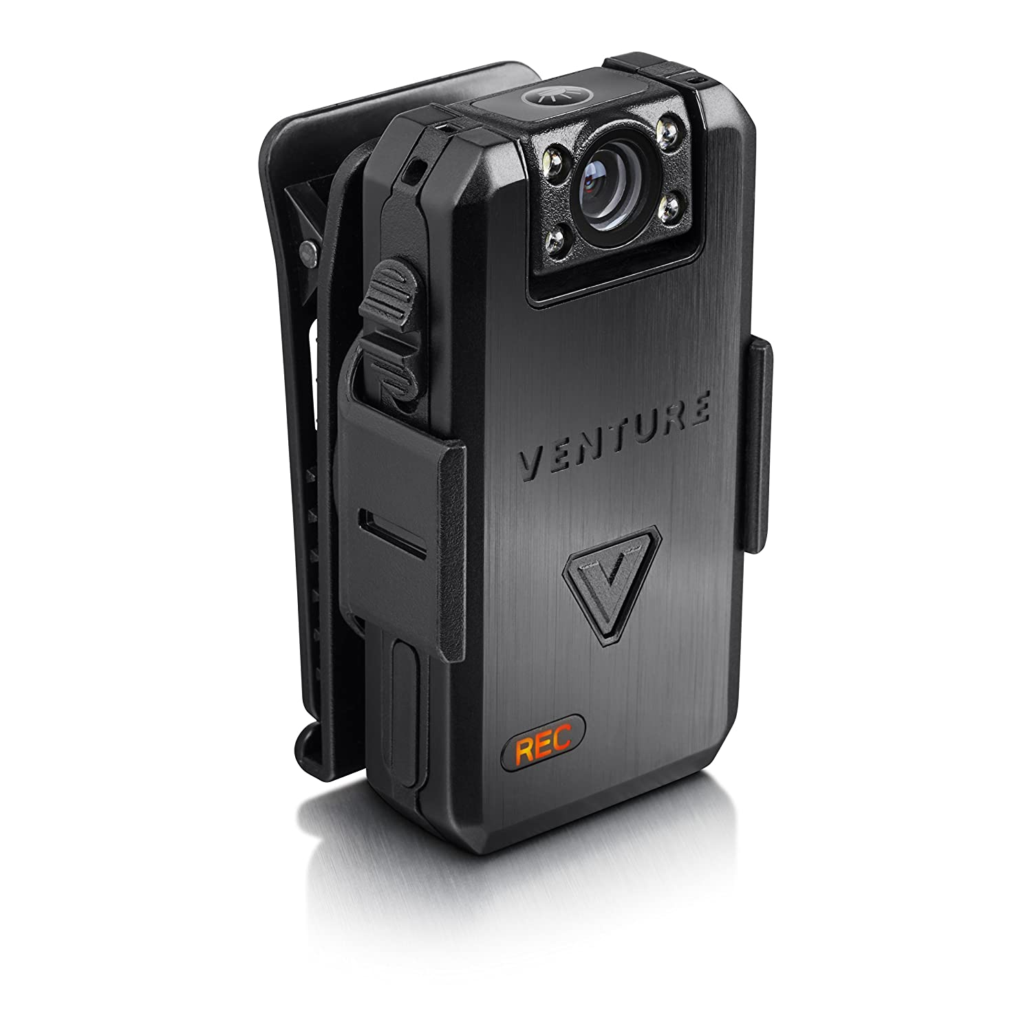 America's Body Camera  The Venture Camera That Converts from a Body Camera  to a Car Camera and Bicycle Camera