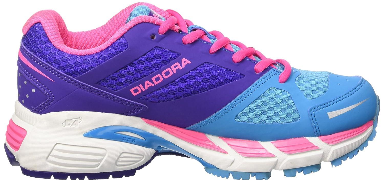 Diadora Damen M.shindano (C6053 Plus W Wettkampfschuhe Multicolore (C6053 M.shindano Blu Fluo/Blu Oltremare) c1afc5