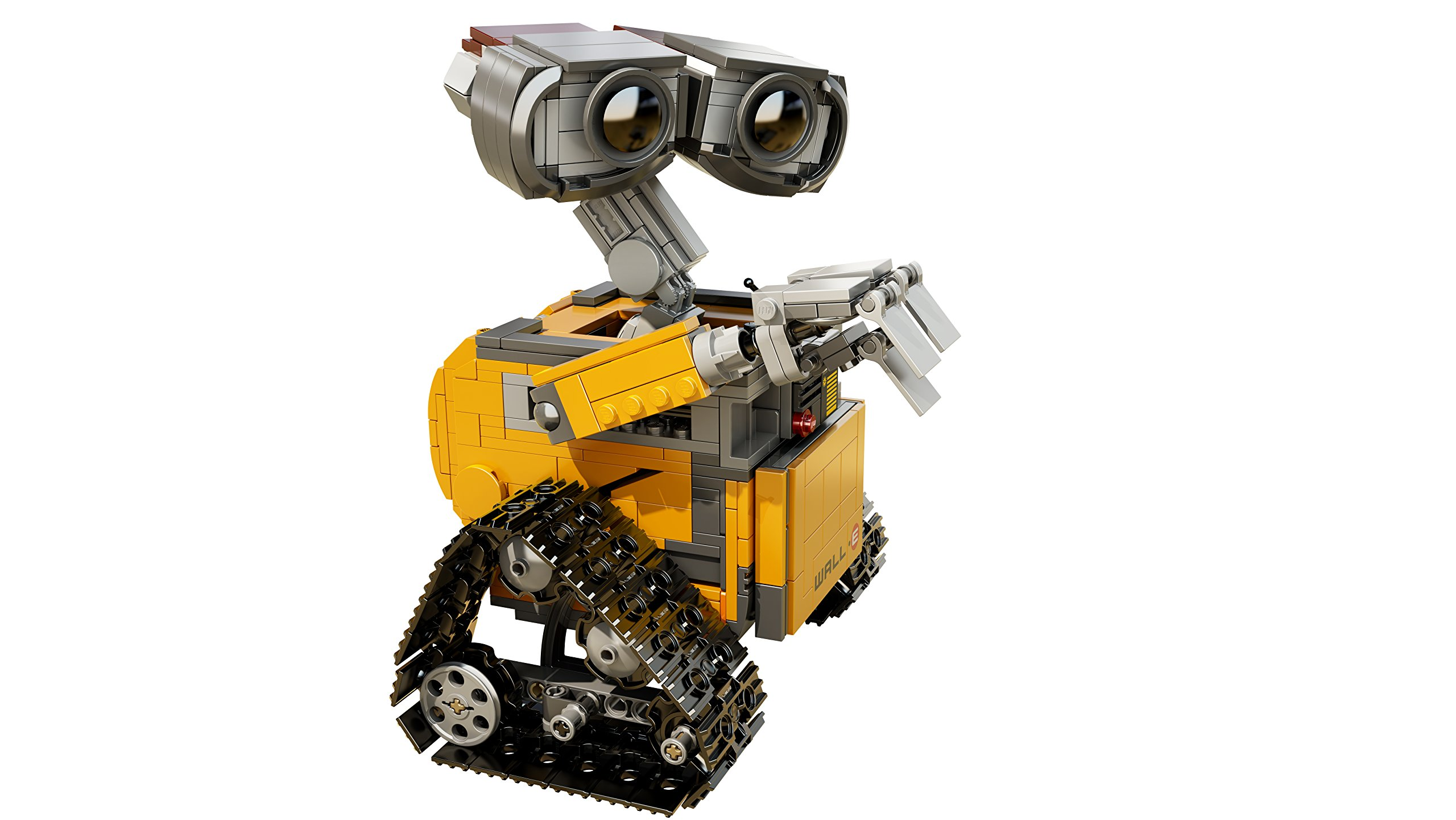 LEGO Ideas WALL E 21303 Building Kit by LEGO (Image #8)